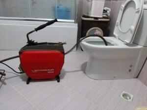 Kısıklı tıkalı tuvalet açma