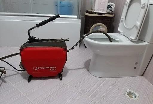 Kuzguncuk Tıkalı Tuvalet Açma